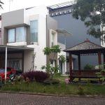 Corner Position House in Jakarta Garden City
