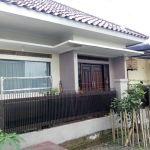 Rumah Relatif Baru dalam Permukiman di Ciganitri, Buahbatu