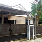 Simple House with Natural Environment in Tangerang City