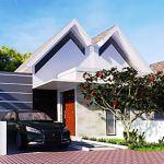 Rumah Siap Bangun di Tengah Kota Malang