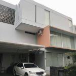 Rumah Townhouse di Kemang Utara, Jakarta Selatan