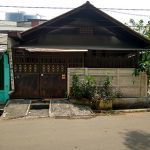 Old House That Maintained Around Pasar Baru