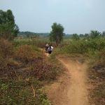 Land of 4 Ha on Highway in Parung