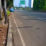 Strategic Commercial Land in front of Pondok Pinang Toll