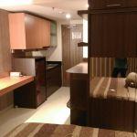 Magnolia Type 1 Bedroom Unit at 16th Floor, Galeri Ciumbuleuit 3