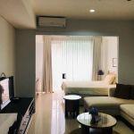 Unit Apartemen 1BR di Dago Suites Apartment, Lantai 1