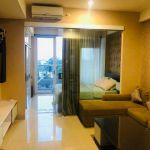Unit 1BR di Dago Suites Apartment, Lantai 5