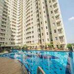 Unit Apartemen di Parahyangan Residences, Lantai 12