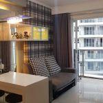 2BR Apartment Unit at Gateway Pasteur Apartment, 8th Floor