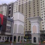 Unit 2BR di Tower Emerald Gateway Apartment, Lantai 7