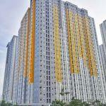Unit 2BR Tower BA Springlake Apartment Summarecon, Lantai 12
