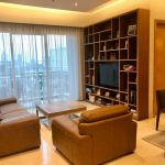 Unit 3BR di Tower 1 Senayan Residence Apartment, Lantai 20