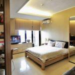 Unit Apartemen 1BR di Apartemen Tamansari Semanggi, Lantai 35