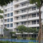Unit Apartemen 1BR di The Aspen Admiralty Apartment
