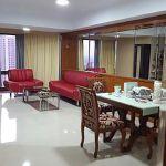 Unit Apartemen Eksklusif di Kondominium Taman Anggrek, Lantai 25