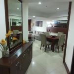 Unit Apartemen Luas di Apartemen Taman Anggrek, Lantai 15