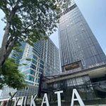 Unit Apartemen Modern di Apartemen Yukata Suites