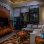 Unit Apartemen Pusat Kota di Setiabudi Residences, Lantai 10