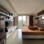 Unit Apartemen Studio di Apartemen Dago Suites, Lantai 6