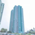 Studio Apartment Unit at Amethyst Kemayoran, 17th Floor