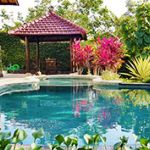Villa with Pool and Spacious Park in Ungasan
