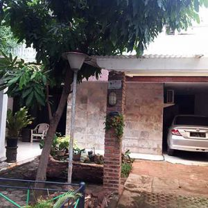 Rumah Minimalis 2 Lantai di Benhil Jakarta Pusat