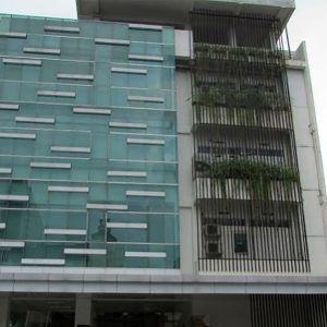 Gedung Kantor 5 Lantai di Jalan Utama Pasar Minggu