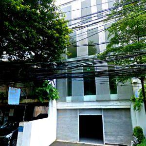Gedung Baru 5 Lantai di Area Bisnis Mampang Prapatan