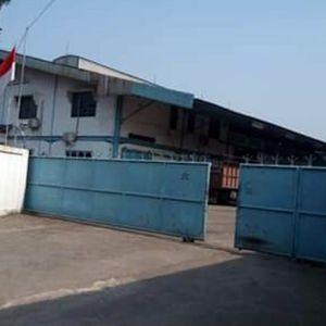 Gudang Strategis di Kawasan Industri Tangerang