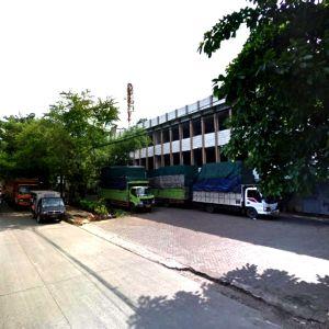Lahan Komersial dengan Bangunan di Ancol