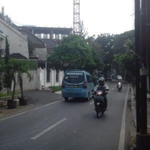Lahan Strategis di Jati Padang, Pasar Minggu