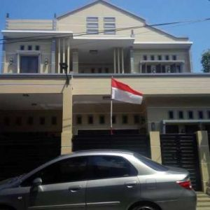 Rumah 2 Lantai di Belakang Walikota Tanjung Priok