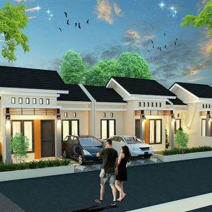 Rumah Baru dalam Cluster di Pandeglang