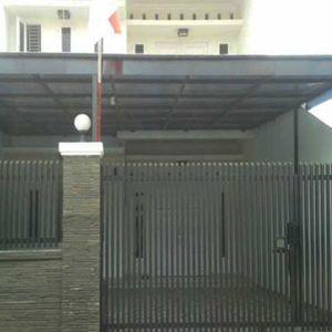 Rumah Modern Minimalis di Joglo