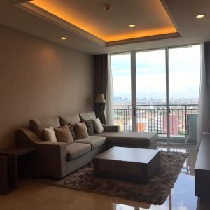 Unit 2BR The Pakubuwono House, Lantai 25